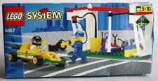 RARE LEGO 6467 POWER PITSTOP GAS STATION 1999 RACING CITY NEW SEALED MISB !