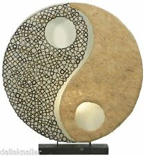 Lampe Leuchte,4601, bambus Yin Yang,Stimmungslampe,Stehlampe,Design,Handarbeit,