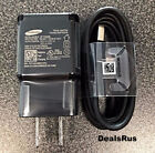OEM Samsung Galaxy S8 S8+ Charger Adaptive Fast Charging With USB Type C CABLE