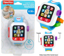 Educational Toys For 6 Month 1 2 3 year Old Boy Girl Toddler Learning Smartwatch