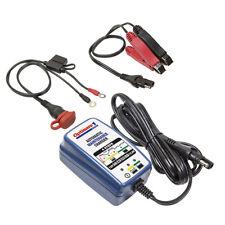 Optimate SAE Motorcycle Smart Battery Optimiser Charger 12v Lithium, GEL, MF AGM