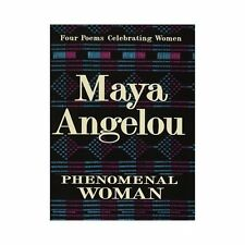 Phenomenal Woman: Four Poems Celebrating Women, Angelou, Maya, Good Book