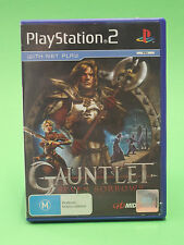 GAUNTLET SEVEN SORROWS PS2 😎AUSSIE SELLER😎 NO BOOKLET~SONY GAME~FAST POST !!!