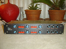"Furman TX-4, 1/4"" In/Out, Stereo 3 Way/5 Way Crossover, Vintage Rack"
