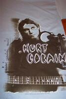 KURT COBAIN NIRVANA T-Shirt XL NEW