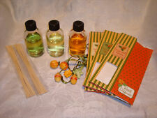 NEW Harvest Home Reed Diffuser 3 Gift Boxes Valerie $47