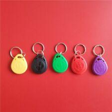 5Pcs/Lot RFID ID Key Card Tags Keyfobs Token Keychain 125KHZ TK4100 Read Only