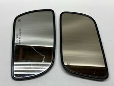 1999 2000 Cadillac Escalade DRIVER & PASSENGERL Mirrors Glass AUTO DIM Heated OE