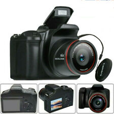 Digital Camera Vlogging Video Camera SLR Camera 3.0 Inch 16x Zoom 1080P Ultra HD