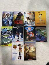 children's books lot of 10