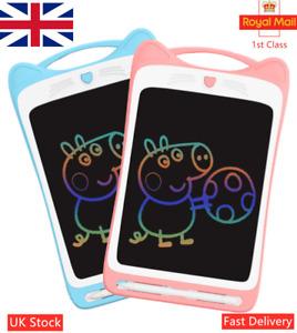 "8.5"" 12"" LCD Writing Tablet Drawing EWriter Board Drawing Digital Notepad Kids"