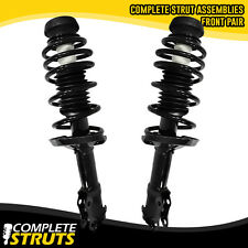 93-98 Volkswagen Jetta Front Quick Complete Struts & Coil Spring Assembly Pair