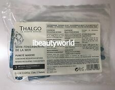 Thalgo Intense Regulating Concentrate 12 x 1.2ml Salon Professional #cepthk