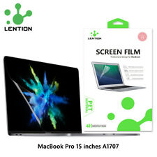 LENTION Clear HD Screen Protector Film Guard for MacBook Pro 15 2019 A1707/A1990