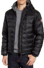 *AUTHENTIC MINT* Canada Goose Men's Down Lodge Hoody-Size XL-Black $575