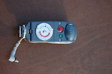 Vintage Original Honeywell Tilt-A-Mite Light Meter Made In Japan Nice