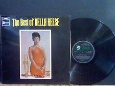 DELLA REESE   The Best Of . . .  LP   Mono UK original  Soul  Jazz   NEAR-MINT!