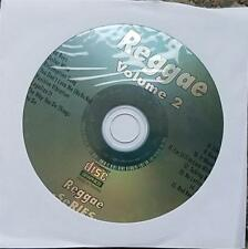 LEGENDS KARAOKE CDG REGGAE #2 OLDIES 15 SONGS SHAGGY,BOB MARLEY,UB40 CD+G
