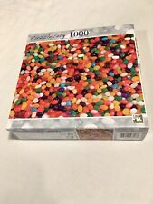 Puzzlebug 1000 Piece Jigsaw Puzzle Jolly Jellies Jelly Beans Challenging Sealed