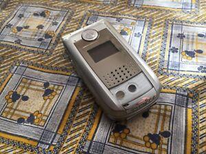 Motorola MPx220 - Silver (Unlocked) Smartphone