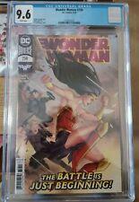 DC Comics Wonder Woman #759 CGC 9.6 1st Appearance Liar Liar