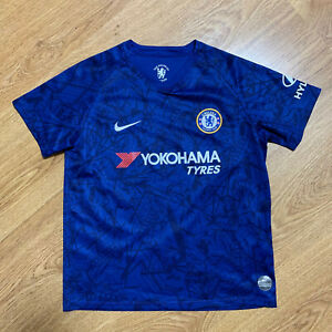 Chelsea 2019/2020 Home Football Shirt Jersey Size Boys 7/8Years