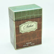 VINTAGE Ralph Lauren SAFARI ½ OZ 15ML perfume parfum rare!