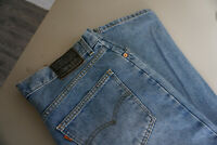 Levis Levi`s Relaxed Herren Men Jeans Hose 38/34 W38 L34 stonewash blau TOP AP5