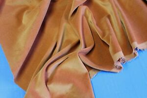 Cotton Velvet Fabric for Dressmaking - 24 Colours sold by Metre and ½ Metre