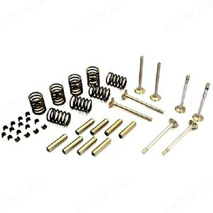 VALVE TRAIN KIT FOR MASSEY FERGUSON TEA20 TED20 TRACTORS.