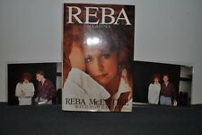 """Signed/Inscribed First Edition """"REBA"""" My Story with photo 1st edition HC/DJ"""