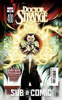 DOCTOR STRANGE #10 (MARVEL 2019 1st Print) COMIC #400th Issue!