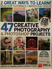 47 Creative Photography & Photoshop Projects Special 2014 FREE PRIORITY SHIPPING
