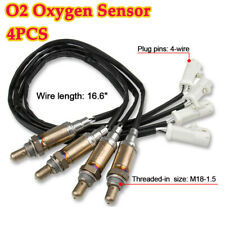 4X New O2 Oxygen Sensor Upstream & Downstream For Ford 1999-2003 F-150 1999-2010