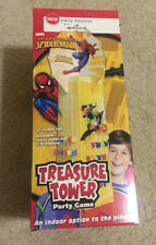 Hallmark Marvel Spider-Man Treasure Tower Party Game