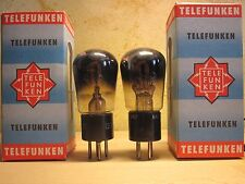#RE134 #TELEFUNKEN #TUBE OLDEST PRODUCTION #PRE AMPLIFIER #MATCHED PAIR #NOS