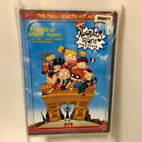 Rugrats In Paris The Movie Full Length DVD Vintage Sealed DVD NOS
