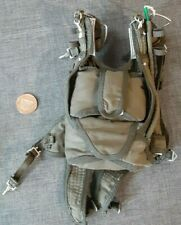 """Hot Toys HALO 1/6 Scale 12"""" Green Beret Brown Parachute Pack  NHE-129"""