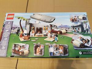Lego Ideas The Flintstones (21316) Brand new