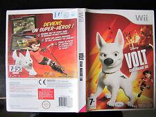 jeux WII  Volt star malgré lui Disney