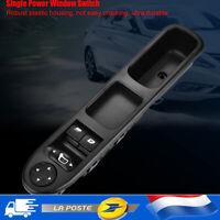 Interrupteur Commande Bouton de Lève Vitre Électrique 6490.QC Pour Peugeot 207-