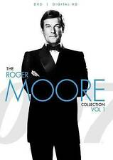 007: The Roger Moore Collection - Vol 1 (DVD, 2015)