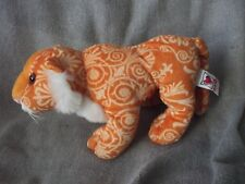 Ganz Majestic Tiger HM480 no code tush tag present