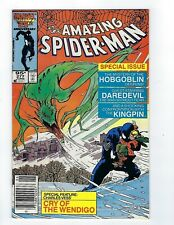 Amazing Spider-Man Vol 1 # 277 Marvel Candian Price Variant