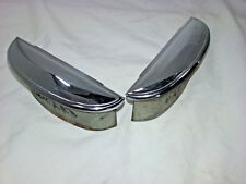 1940's Packard Passenger Compartment Ashtrays Set Of 2   -  SP502