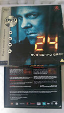 24 DVD BOARD GAME BY PRESSMAN - THE HIT SHOW IS NOW AN EXPLOSIVE DVD GAME!
