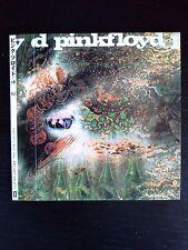 PINK FLOYD A saucerful of secrets Japanese mini lp cd
