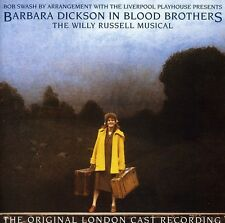 Blood Brothers - Barbara Dickson (2006, CD NIEUW)