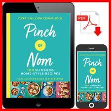 Pinch of Nom Cook Book -Slimming Weight Loss Recipe Cookbook  ⚡  {{Eßθθk}}
