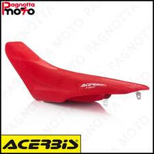 SELLA ACERBIS X-SEATS HARD RACING DURA ROSSO HONDA CRE F 450 2007-2008